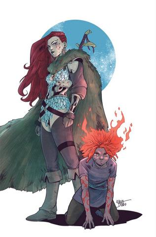 Red Sonja #2 (20 Copy Durso Virgin Cover)