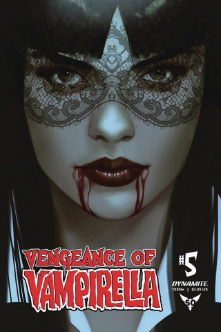Vengeance of Vampirella #5 (Oliver Cover)