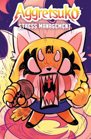 Aggretsuko Vol. 2: Stress Management