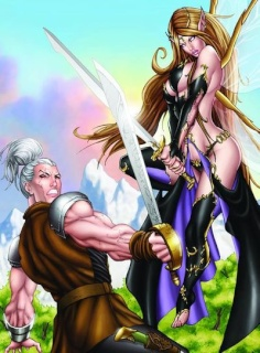 Grimm Fairy Tales Presents: Neverland #7 (Qualano Cover)
