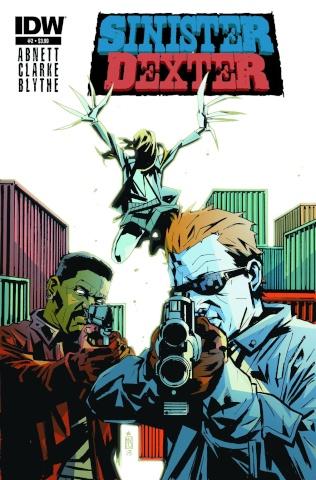 Sinister Dexter #2