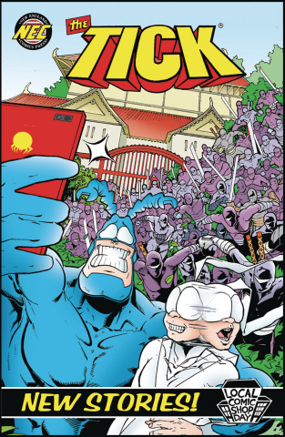 The Tick (Local Comic Shop Day 2016)