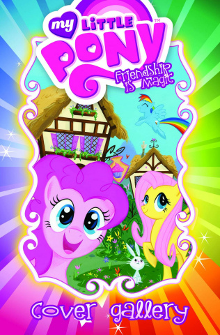 My Little Pony: Cover Gallery #1