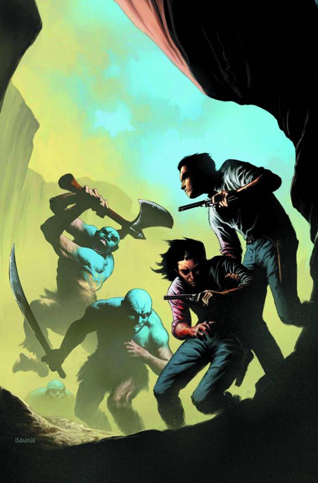 The Gunslinger: Evil Ground #1