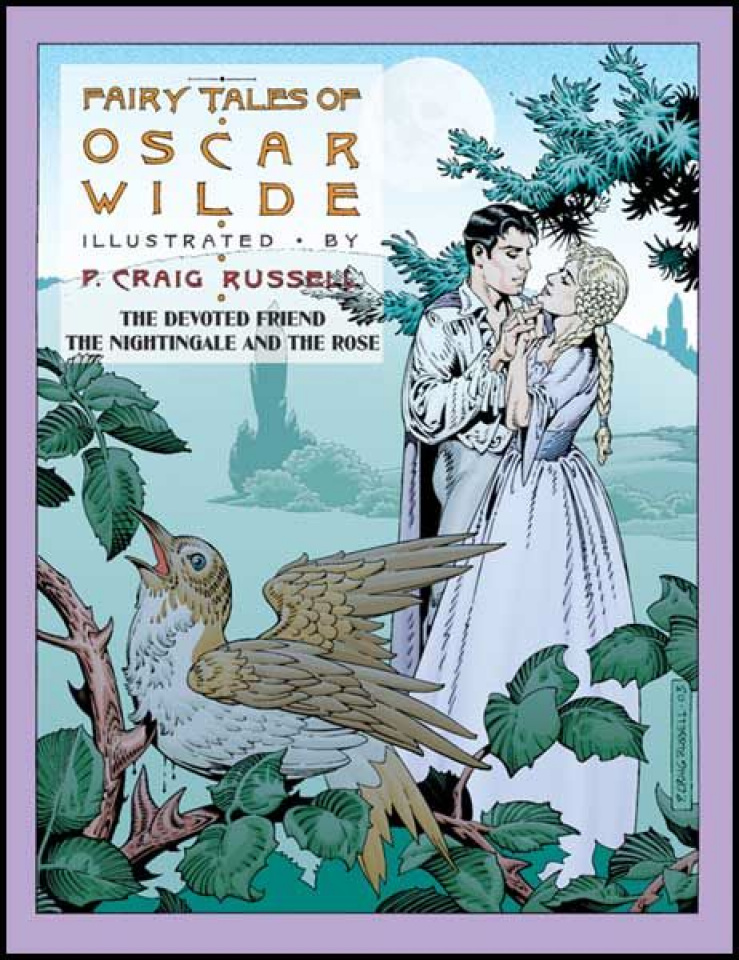 The Fairy Tales of Oscar Wilde Vol. 4