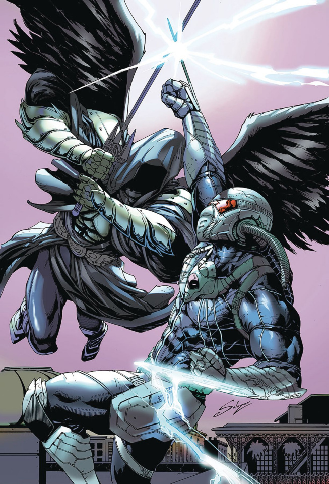 Zodiac #1 (Salazar Cover)