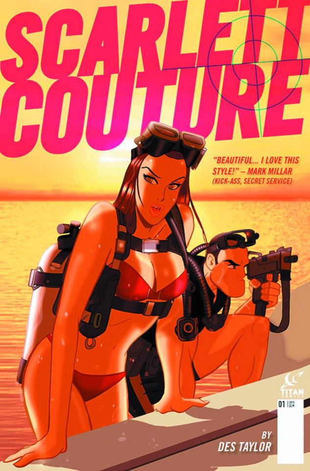 Scarlett Couture #1 (Taylor Cover)