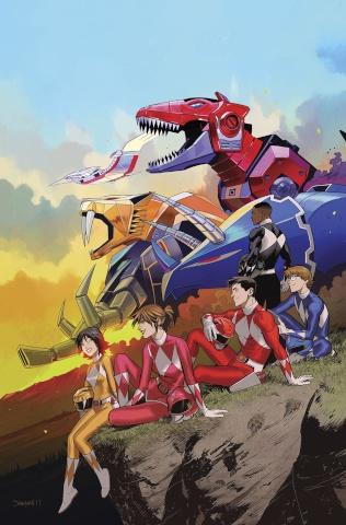 Go, Go, Power Rangers! #2