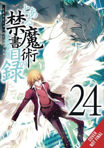 A Certain Magical Index Vol. 24
