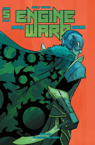Engineward #5 (Hickman Cover)