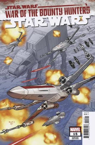 Star Wars #15 (Renaud Cover)