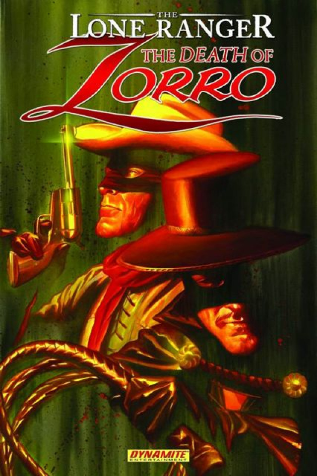 The Lone Ranger: The Death of Zorro Vol. 1