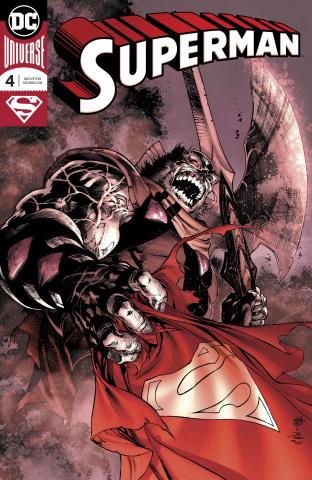 Superman #4 (Foil Cover)