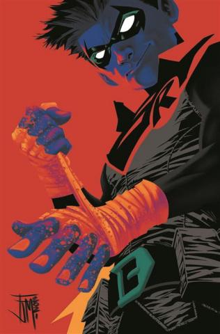 Robin #2 (Francis Manapul Card Stock Cover)