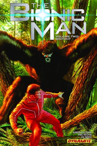 The Bionic Man Vol. 2: Bigfoot