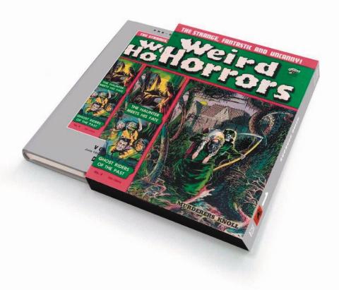 Weird Horrors Vol. 1 (Slipcase Edition)