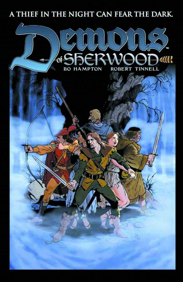 Demons of Sherwood