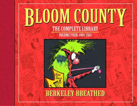 Bloom County: The Complete Library Vol. 4