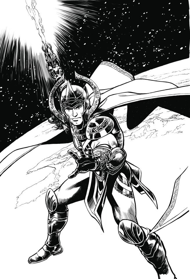 Avatarex #3 (Rare Moore Sketch Cover)