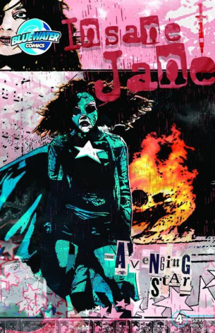 Insane Jane: Avenging Star #4