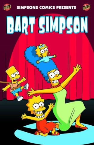 Bart Simpson Comics #66