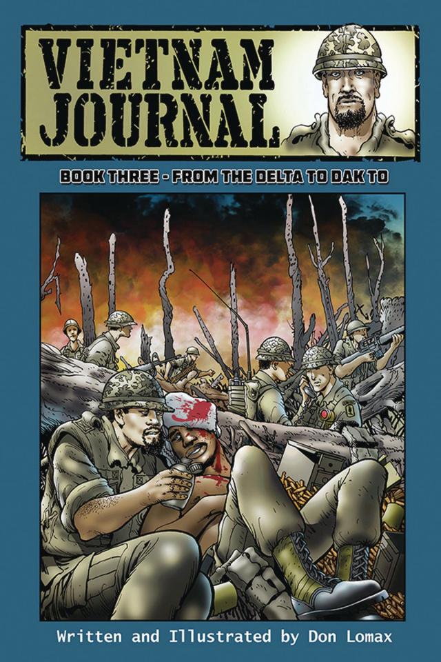 Vietnam Journal Vol. 3: From the Delta to Dak To