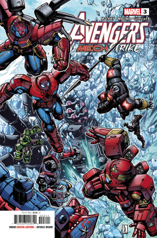 Avengers: Mech Strike #3