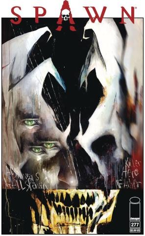 Spawn #277 (Alexander Cover)