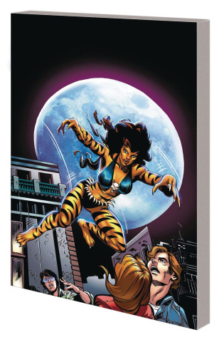 Tigra (Complete Collection)