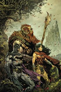 The Brave & The Bold: Batman & Wonder Woman #1