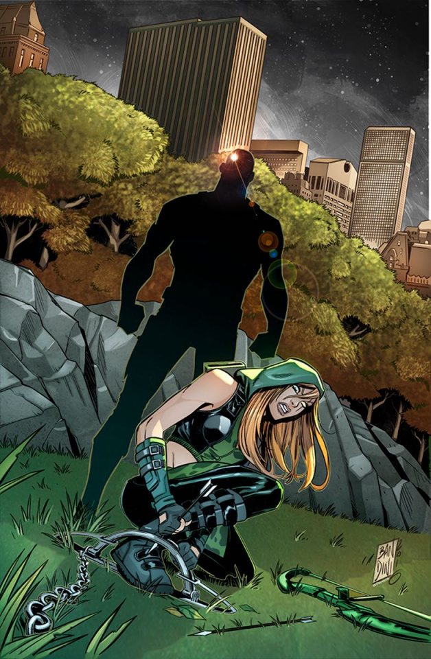 Grimm Fairy Tales: Robyn Hood - I Love NY #3 (Bendini Cover)