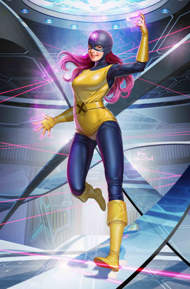 Phoenix Resurrection: The Return of Jean Grey #1 (In-Hyuk Lee Cover)