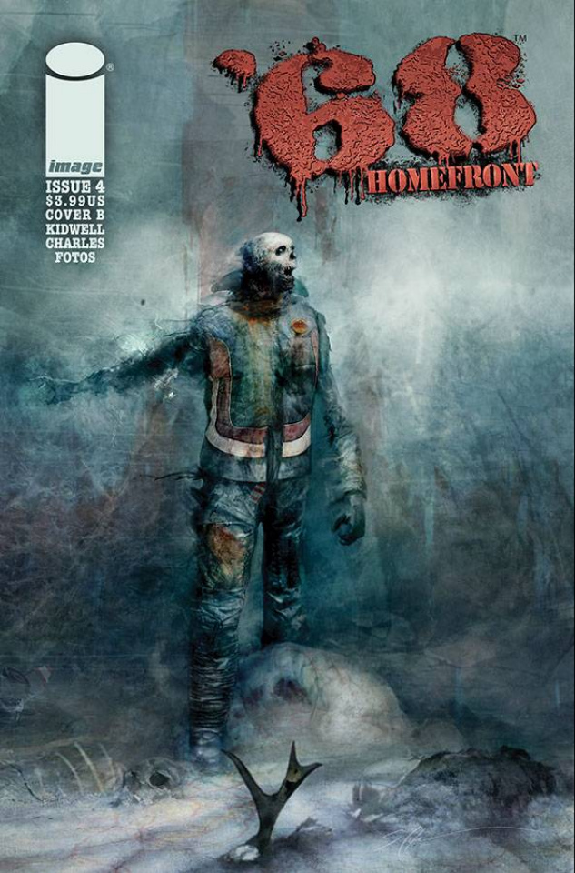 '68: Homefront #4 (Shy Cover)