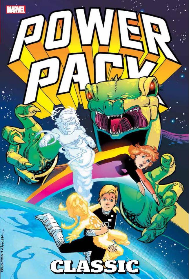 Power Pack Classic Vol. 1 (Omnibus)