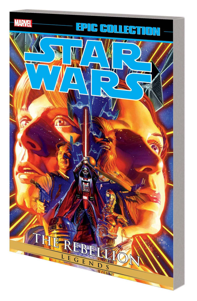 Star Wars Legends: Epic Collection Vol. 1: The Rebellion