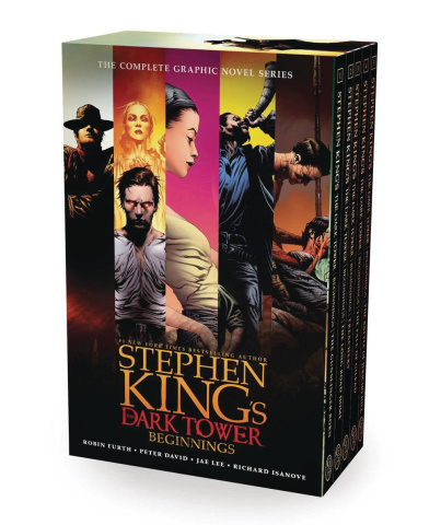 The Dark Tower: Beginnings (Box Set)