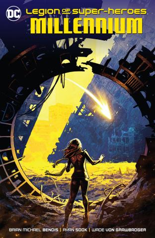 The Legion of Super Heroes Vol. 1: Millennium