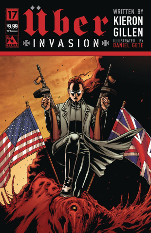 Über: Invasion #17 (V.I.P. Premium Cover)