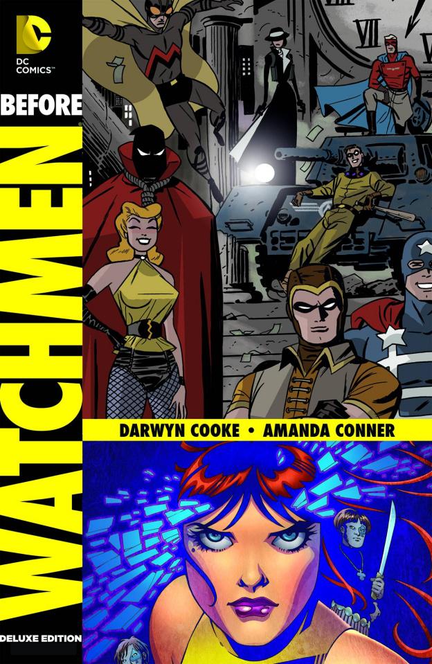 Before Watchmen: The Minutemen & Silk Spectre