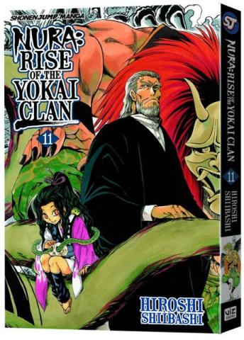 Nura: Rise of the Yokai Clan Vol. 11