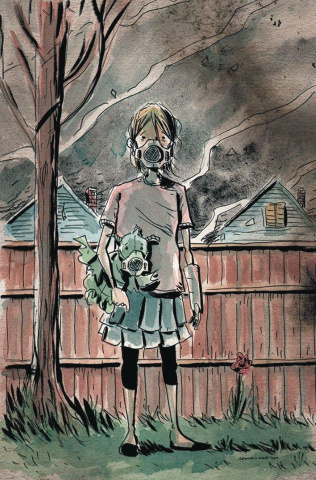 Breathers #1 (Lemire & Kindt Cover)