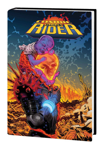 Cosmic Ghost Rider Vol. 1 (Omnibus Shaw Cover)