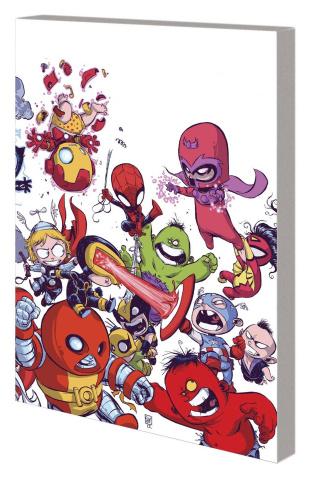 Young Marvel: Little X-Men, Little Avengers - Big Trouble