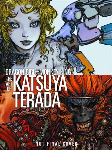 Dragon Girl+Monkey King: The Art of Katsuya Terada