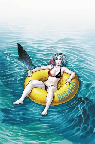 Harley Quinn #8 (Variant Cover)