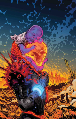 Cosmic Ghost Rider #4