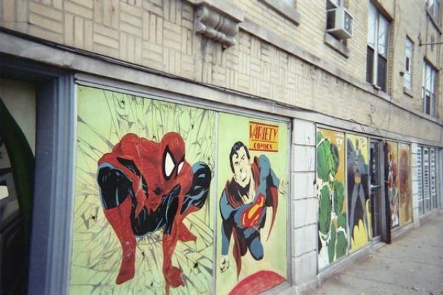 Variety Comics