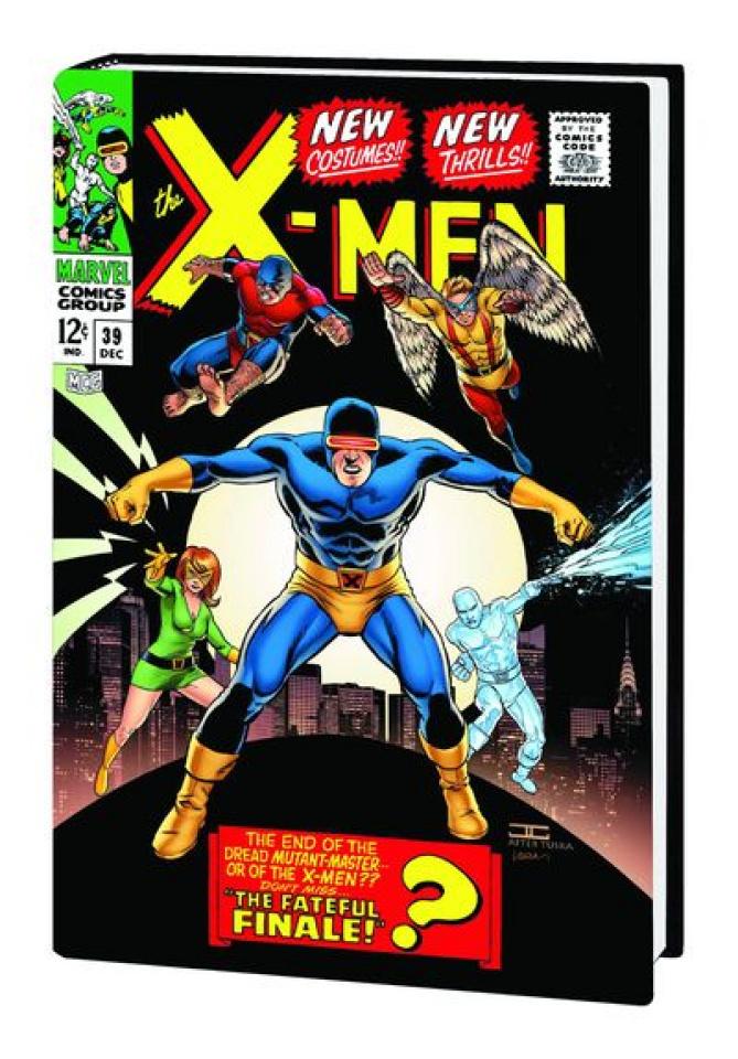 X-Men Vol. 2 (Cassaday Cover)