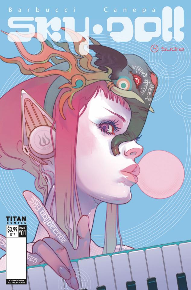 Sky Doll: Sudra #1 (Longis Cover)