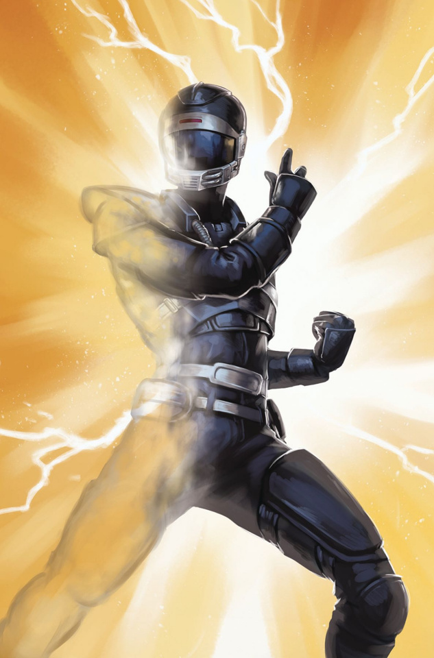 Mighty Morphin' Power Rangers #36 (25 Copy Lithen Cover)